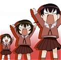 Azumanga Daioh School Uniform from Azumanga Daioh