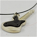 Azusa Guitar (Necklace Black) from K ON