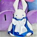 B Rabbit Plush (Blue) from Pandora Hearts