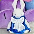 B Rabbit Plush (Blue) from Pandora Hearts