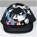 BLACK ROCK SHOOTER Hat (01)