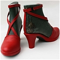 Bad Girl Shoes (1307) Da No More Heroes