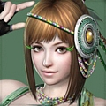 Bao Sanniang Cosplay from Dynasty Warriors