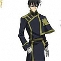 Barsburg Empire Uniform Costume from 07 Ghost