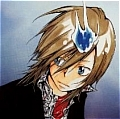 Basil Cosplay Wig from Katekyo Hitman Reborn