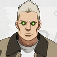 Batou Cosplay (ARISE AA) from Ghost in the Shell