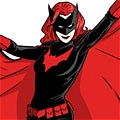 Batwoman Cosplay (Red) Desde Batman