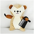 Bear Cell Phone Accessory from Nodame Cantabile