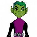Beast Boy Cosplay von Teen Titans