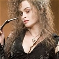 Bellatrix Cosplay Desde Harry Potter