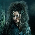 Bellatrix Wig von Harry Potter