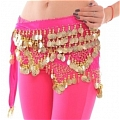 Belly Dance Costume (8 colors, 288 coins)