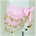 Belly Dance Costume (128 coins Pink)