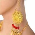 Belly Dance Earrings (01)