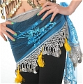 Belly Dance Hip Scarf (05)