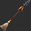 Bewitching Broomstick Da League of Legends