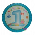 Birthday Party Plates (11)