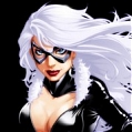 Black Cat Cosplay von Spider Man
