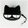 Black Cat Purse from Cafe Kichijoji de