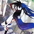 Black Rock Shooter Cosplay (Innocent Soul) from Black Rock Shooter