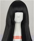 Black Wig (Long,Straight,Sunako)