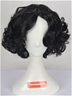 Black Wig (Short,Curly,Snow White)