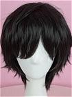Black Wig (Short,Spike,Hiro)