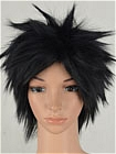 Black Wig (Short,Spike,Yamamoto)