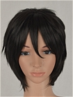 Black Wig (Short,Straight,Eren)