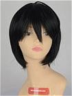 Black Wig (Short,Straight,Makoto)