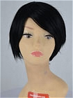 Black Wig (Short,Straight,William)