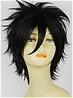 Black Wig (Short,Spike,Shuhei CF01)
