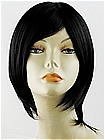 Black Wig (Short,Straight,Sai)