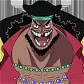 Blackbeard Cloak from One Piece