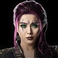 Blink Cosplay von X Men Days of Future Past