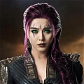 Blink Wig von X Men Days of Future Past