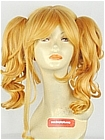 Blonde Clip-on Costume Wig (Jordan)