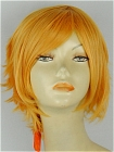 Blonde Short Spike Costume Wig (Jacob)