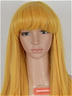 Blonde Wig (Medium,Curly,Aurora)