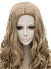 Blonde Wig (Medium,Curly,L20)