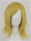 Blonde Wig (Medium,Spike,XSP05JSQ)