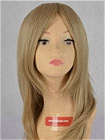 Blonde Wig (Medium,Straight,GHW0386)