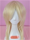 Blonde Wig (Medium, Straight, KSP CF27)