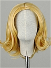 Blonde Wig (Medium,Wavy,Francis)