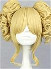 Blonde Wig (Short,Clip,Lolita,26)