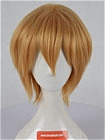 Blonde Wig (Short,Spike,Kintoki)