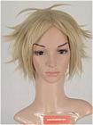 Blonde Wig (Short,Spike,Tidus)