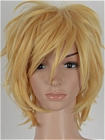 Blonde Wig (Short,Spike,Usui)