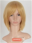 Blonde Wig (Short,Straight, Liechtenstein 2nd)