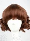 Blonde Wig (Short,Wavy,Lolita)